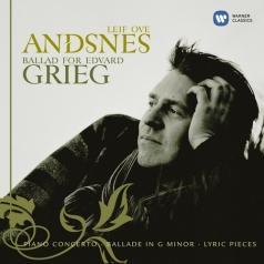 Leif Ove Andsnes (Лейф Ове Андснес): Ultimate Grieg Album