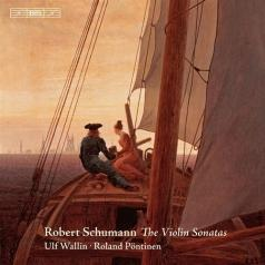 Ulf Wallin: The Violin Sonatas Nos.1-3