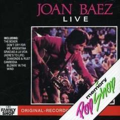 Joan Baez (Джоан Баез): Live