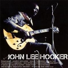 John Lee Hooker (Джон Ли Хукер): Icon