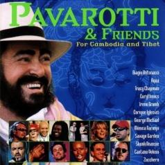 Luciano Pavarotti (Лучано Паваротти): Pavarotti & Friends 7 - For Cambodia And Tibet
