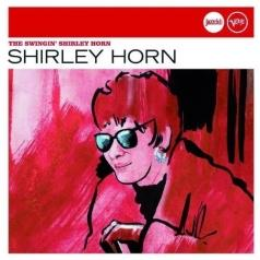 Shirley Horn (Ширли Хорн): The Swingin'
