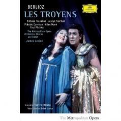 James Levine (Джеймс Ливайн): Berlioz: Les Troyen