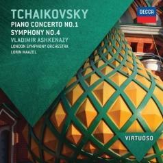 Vladimir Ashkenazy (Владимир Ашкенази): Tchaikovsky: Piano Concerto No.1