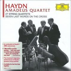 Amadeus Quartet (Амадеус-Квартет): Haydn: 27 String Quartets