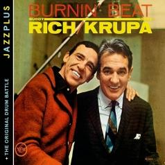 Gene Krupa (Джин Крупа): Burnin' Beat/ The Original Drum Battle