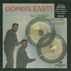 Quintet The Chico Hamilton: Gongs East!