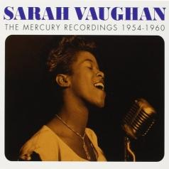Sarah Vaughan (Сара Вон): The Mercury Recordings 1954-1960