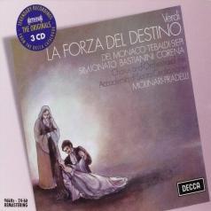 Francesco Molinari-Pradelli (Франческо Молинари-Праделли): Verdi: La Forza Del Destino