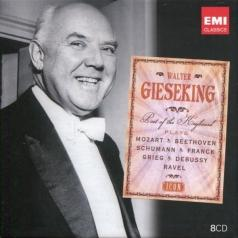 Walter Gieseking: Icon: Walter Gieseking