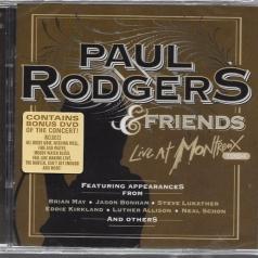 Paul Rodgers (Пол Роджерс): Live At Montreux