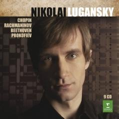 Nikolai Lugansky: Chopin, Rachmaninov, Beethoven & Prokofiev