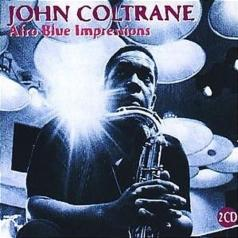 John Coltrane (Джон Колтрейн): Afro Blue Impression