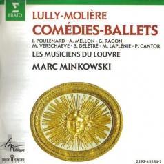 Jean-Baptiste Lully (Жан-Батист Люлли): Les Comedies-Ballets