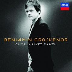Benjamin Grosvenor (Бенджамин Гросвенор): Plays Chopin, Liszt & Ravel