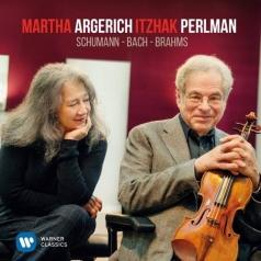 Martha Argerich: Schumann, Bach, Brahms