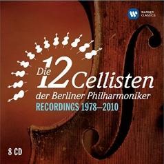 Die 12 Cellisten der Berliner Philharmoniker (Двенадцать виолончелистов): The 12 Cellists Of The Berlin Philharmonic Orchestra - Recordings 1978-2010