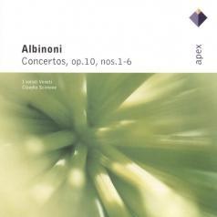 Claudio Scimone (Клаудио Шимоне): Concertos Op.10 Nos 1 - 6