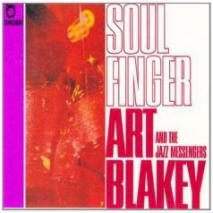 Art Blakey (Арт Блейки): Soul Finger