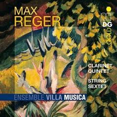 Ensemble Villa Musica (Ансамьель Вилла Мьюзика): Clarinet Quintet & String Sextet