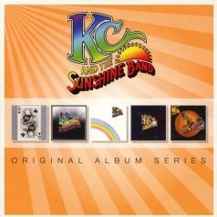 KC and the Sunshine Band (KC и Саншайн Бэнд): Original Album Series