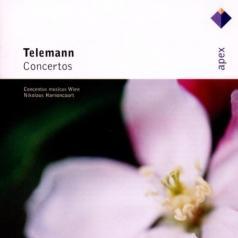 Concentus Musicus Wien (Концертус мьюзик вью): Concertos