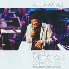 Al Jarreau (Эл Джерро ): Al Jarreau And The Metropole Orkest