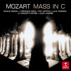 Natalie Dessay (Натали Дессей): Mass In C Minor, Masonic Funeral Music K477