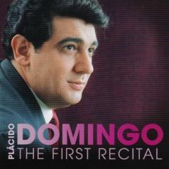 Placido Domingo (Пласидо Доминго): First Recital