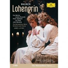 James Levine (Джеймс Ливайн): Wagner: Lohengrin