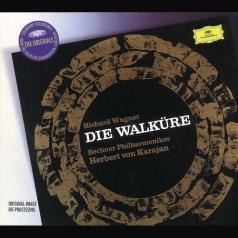 Herbert von Karajan (Герберт фон Караян): Wagner: Die Walkure