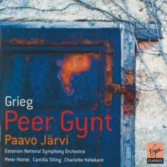 Estonian National Symphony Orchestra (Эстонский национальный симфонический оркестр): Peer Gynt