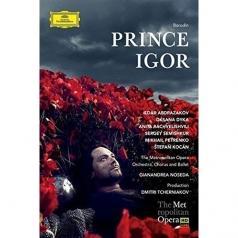 Metropolitan Opera Orchestra (Метрополитен Оперный Оркестр): Borodin: Prince Igor