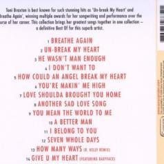 Toni Braxton (Тони Брэкстон): Breathe Again: The Best Of Toni Braxton