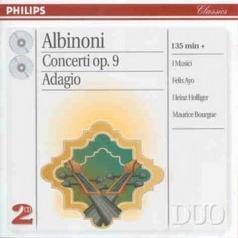 I Musici (И Музичи): Albinoni: The Complete Concertos/Adagio for Organ