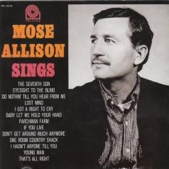 Allison Mose (Моз Эллисон): Mose Allison Sings
