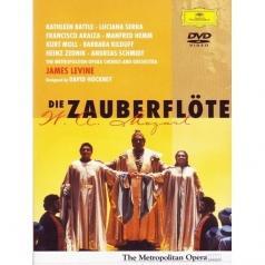 Metropolitan Opera Orchestra (Метрополитен Оперный Оркестр): Mozart: Die Zauberflote