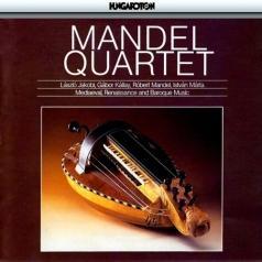Mandel Robert (Роберт Мэндел): Mandel Quartet