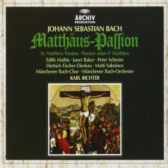Karl Richter (Карл Рихтер): Bach: Matthaus-Passion