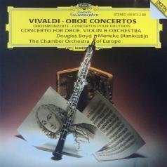 Douglas Boyd (Дуглас Бойд): Vivaldi: Oboe Concertos