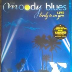 The Moody Blues (Зе Муди Блюз): Lovely To See You Live