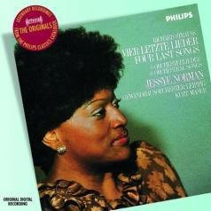 Jessye Norman (Джесси Норман): R.Strauss: Vier letzte Lieder & Lieder