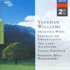 Sir Neville Marriner (Невилл Марринер): Vuughan Williams: Orchestral Works
