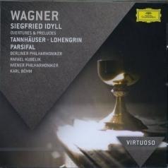 Rafael Kubelik (Рафаэль Кубелик): Wagner: Siegfried Idyll