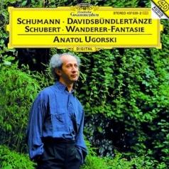 Anatol Ugorski (Анатолий Угорский): Davidsbundlertanze Opus 6 - R. Schumann