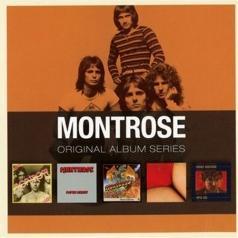 Montrose (Рональд Ду́глас Монтроуз): Original Album Series