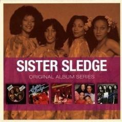 Sister Sledge: Original Album Series
