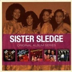 Sister Sledge (Систер Следге): Original Album Series