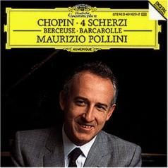 Maurizio Pollini (Маурицио Поллини): Chopin: Scherzi+Berceuse