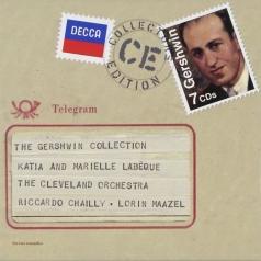 Katia Labeque (Катя Лабек): Gershwin